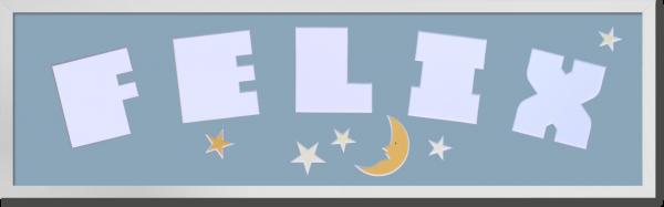 Felix Mond und Sterne neu