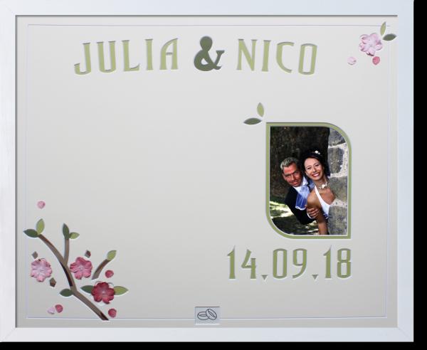 Gästebuch Julia und Nico