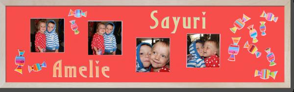 Geschwister Amily und Sayuri neu