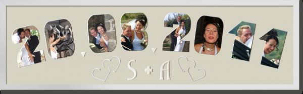 Hochzeit S&A
