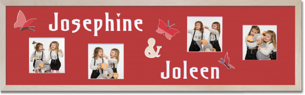 Josephine und Joleen fertig