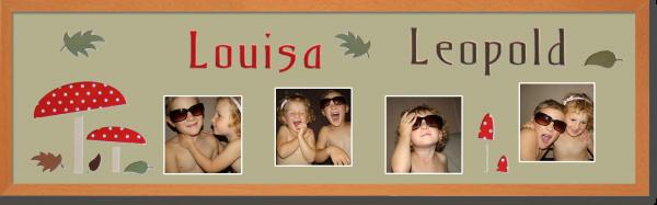 Louisa und Leopold neu