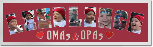 Omas und Opas Lieblinge neu