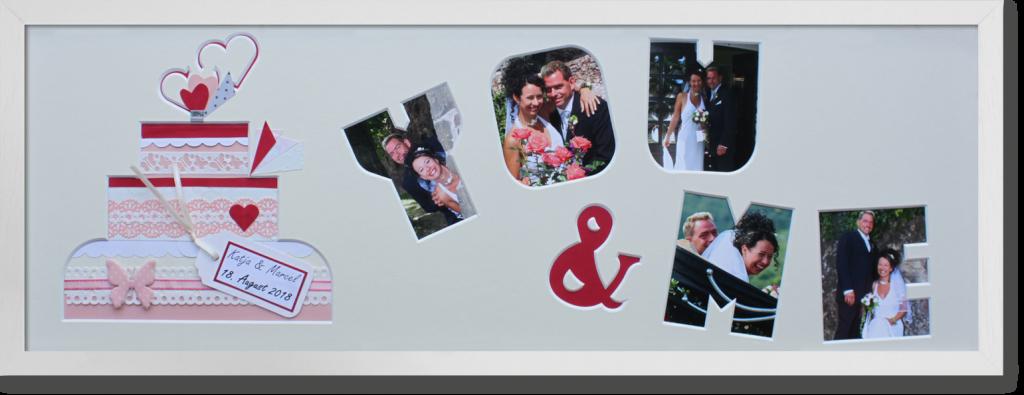 You Me Mit Hochzeitstorte Namen Und Datum Imblickfang