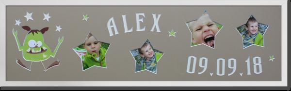 Rahmen lang Alex