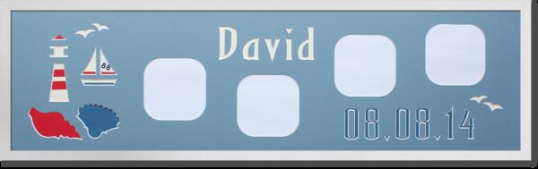Rahmen lang David