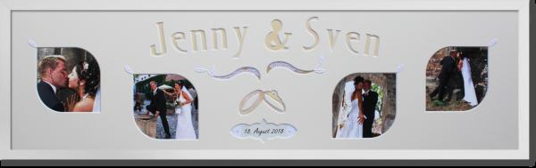 Rahmen lang Jenny und Sven