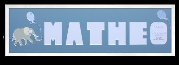 Rahmen_75x21cm_Leiste_weiß_Matheo
